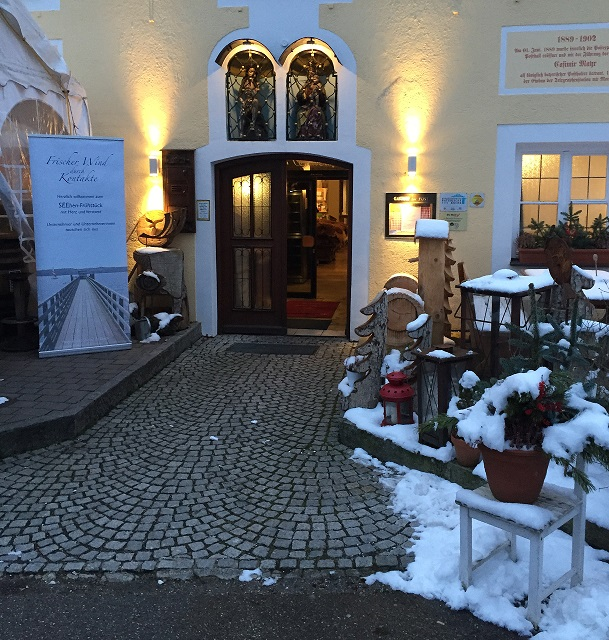 Rückblick: 21. SEEhenFrühstück am 9. Februar im Hotel Post in Herrsching