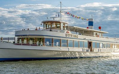 4. Ammersee-Schifffahrt am 28. Juni 2019 der Häckl Treuhand GmbH StBg