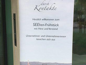 32. SEEhenFrühstück bei EOS in Krailling im Mai 2019