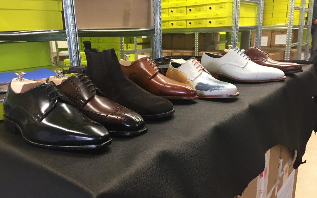 34. SEEhenFrühstück bei Prime Shoes mit Herrn Stichling