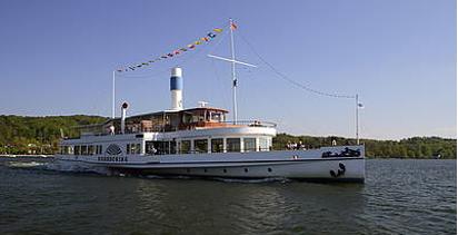 5. Ammersee-Schifffahrt am 03. Juli 2020 der Häckl Treuhand GmbH StBg