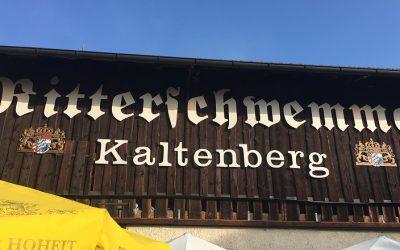 41. SEEhenFrühstück in der Ritterschwemme zu Kaltenberg mit Guido Hornig von lern.link