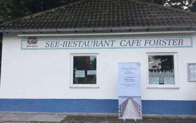 Unternehmer-Sommer-Frühstück am 25.06.2021 beim See-Restaurant Café Forster